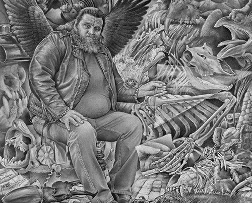 Fat Dog - Richard Jacobi - The Mythologies