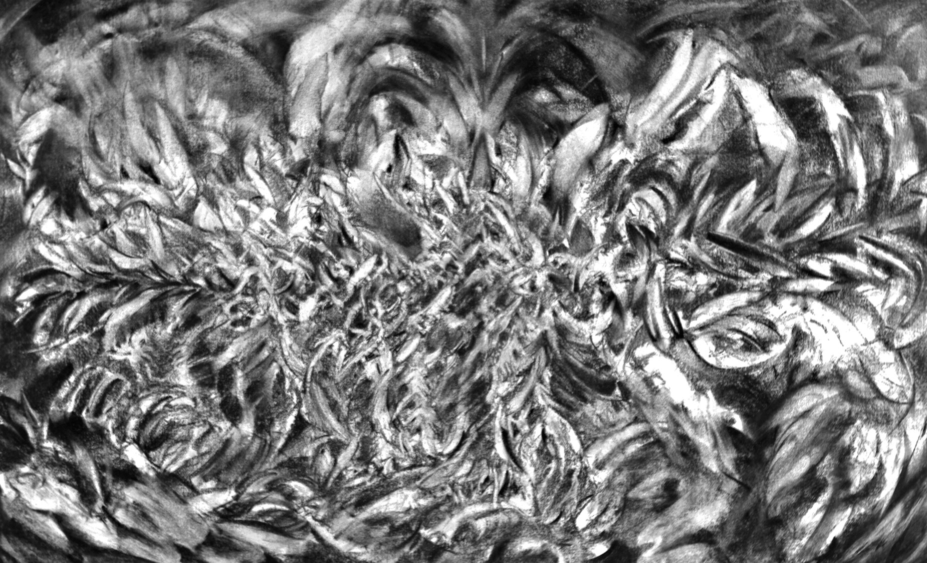 Kundalini - Richard Jacobi Drawings - The Mythologies