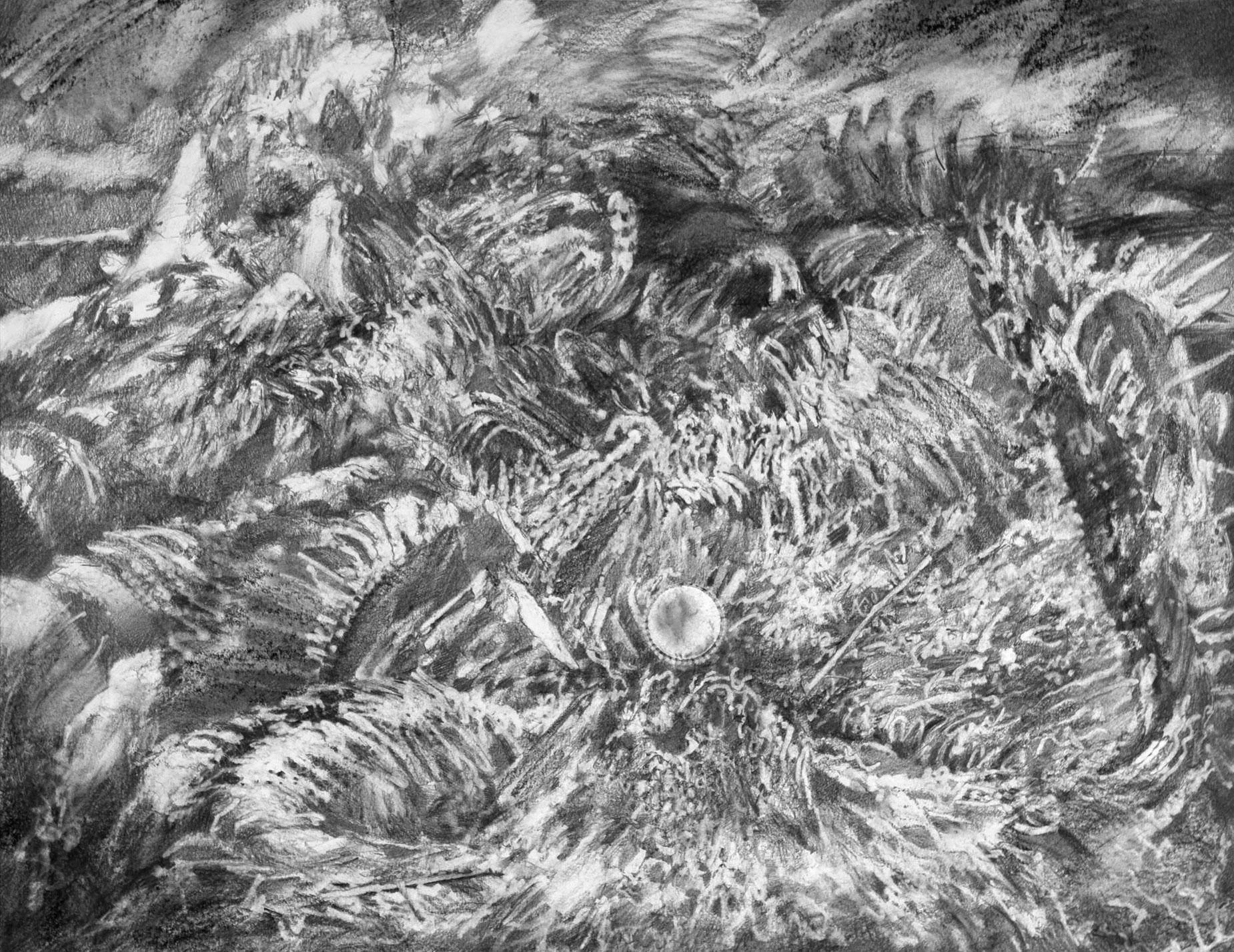 Moment - Richard Jacobi Drawings - The Mythologies